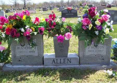 ALLEN, BLANCHE MAE - Benton County, Arkansas | BLANCHE MAE ALLEN - Arkansas Gravestone Photos