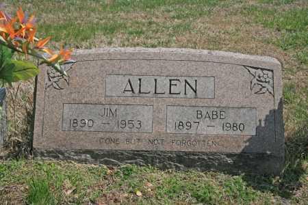 ALLEN, JIM - Benton County, Arkansas | JIM ALLEN - Arkansas Gravestone Photos