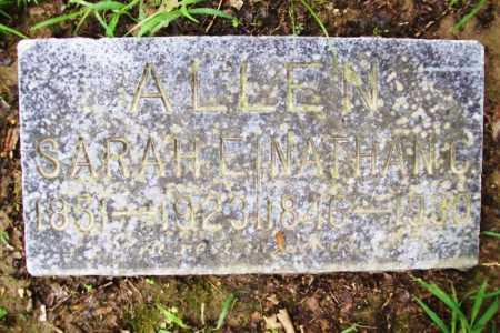ALLEN, NATHAN C. - Benton County, Arkansas | NATHAN C. ALLEN - Arkansas Gravestone Photos