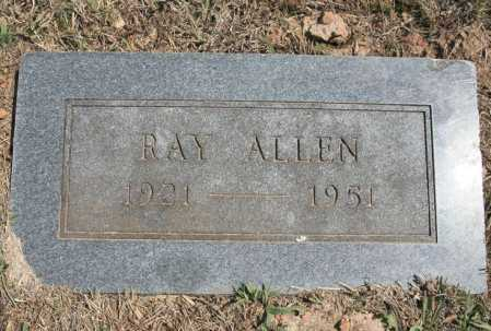 ALLEN, RAY - Benton County, Arkansas | RAY ALLEN - Arkansas Gravestone Photos