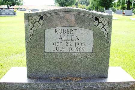 ALLEN, ROBERT L. - Benton County, Arkansas | ROBERT L. ALLEN - Arkansas Gravestone Photos