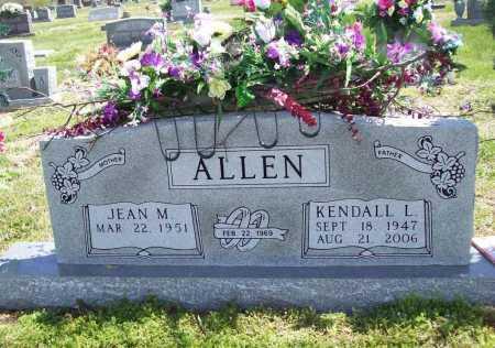 ALLEN (VETERAN VIET), KENDALL LEON - Benton County, Arkansas | KENDALL LEON ALLEN (VETERAN VIET) - Arkansas Gravestone Photos