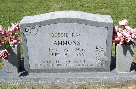 AMMONS (VETERAN KOR), BOBBIE RAY - Benton County, Arkansas | BOBBIE RAY AMMONS (VETERAN KOR) - Arkansas Gravestone Photos