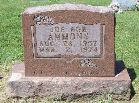 AMMONS, JOE BOB - Benton County, Arkansas | JOE BOB AMMONS - Arkansas Gravestone Photos