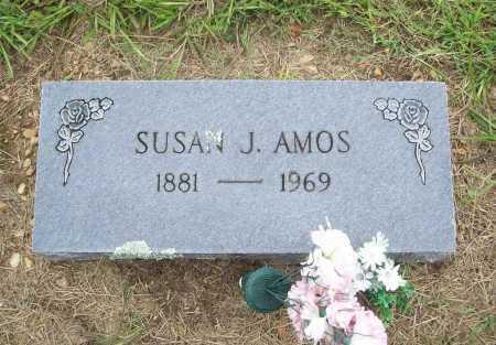 AMOS, SUSAN J. - Benton County, Arkansas | SUSAN J. AMOS - Arkansas Gravestone Photos