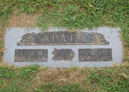 APATO, VICTOR - Benton County, Arkansas | VICTOR APATO - Arkansas Gravestone Photos