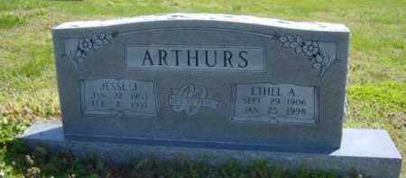WILLIAMSON ARTHURS, ETHEL A. - Benton County, Arkansas | ETHEL A. WILLIAMSON ARTHURS - Arkansas Gravestone Photos