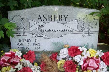 ASBERY, ROBBY C. - Benton County, Arkansas | ROBBY C. ASBERY - Arkansas Gravestone Photos