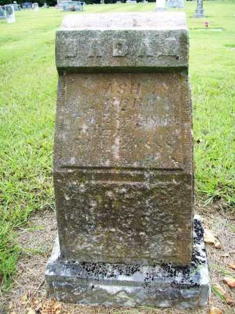 ASH, ADA - Benton County, Arkansas | ADA ASH - Arkansas Gravestone Photos