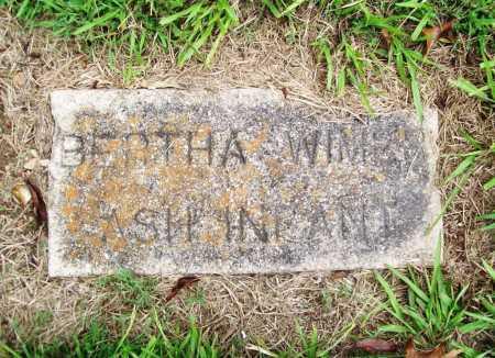 ASH, INFANT - Benton County, Arkansas | INFANT ASH - Arkansas Gravestone Photos