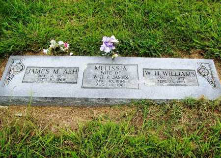 WILLIAMS, MELISSIA - Benton County, Arkansas | MELISSIA WILLIAMS - Arkansas Gravestone Photos