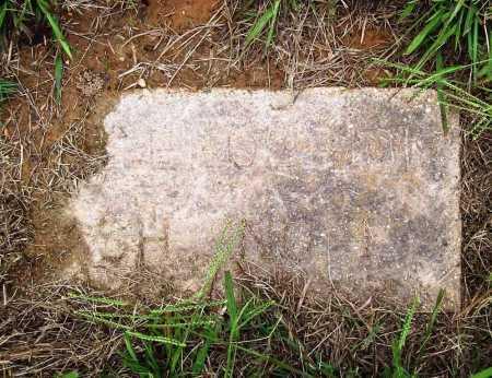 ASH, MRS. ELODRICK (1) - Benton County, Arkansas   MRS. ELODRICK (1) ASH - Arkansas Gravestone Photos