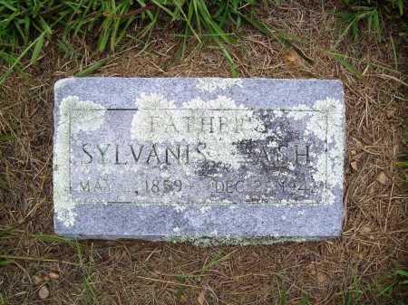 ASH, SYLVANIS - Benton County, Arkansas | SYLVANIS ASH - Arkansas Gravestone Photos