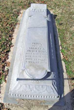 AUFDERHEIDE, EUNICE - Benton County, Arkansas | EUNICE AUFDERHEIDE - Arkansas Gravestone Photos