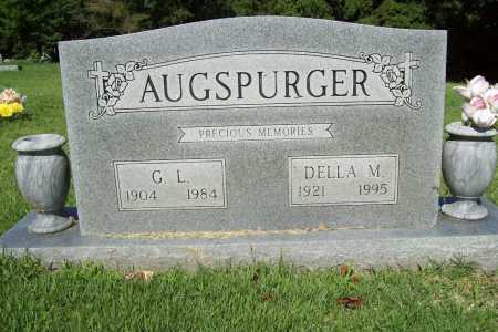 AUGSPURGER, DELLA M. - Benton County, Arkansas | DELLA M. AUGSPURGER - Arkansas Gravestone Photos