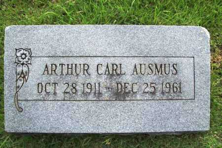 AUSMUS, ARTHUR CARL - Benton County, Arkansas | ARTHUR CARL AUSMUS - Arkansas Gravestone Photos