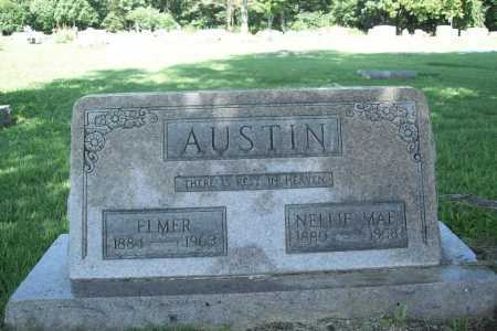 AUSTIN, NELLIE MAE - Benton County, Arkansas | NELLIE MAE AUSTIN - Arkansas Gravestone Photos