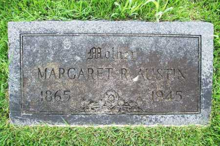 AUSTIN, MARGARET R. - Benton County, Arkansas | MARGARET R. AUSTIN - Arkansas Gravestone Photos