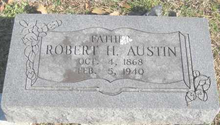 AUSTIN, ROBERT H. - Benton County, Arkansas | ROBERT H. AUSTIN - Arkansas Gravestone Photos