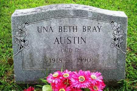 AUSTIN, UNA BETH - Benton County, Arkansas | UNA BETH AUSTIN - Arkansas Gravestone Photos
