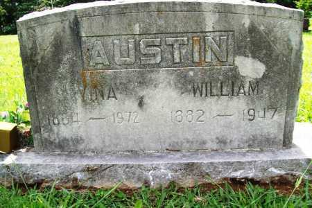 AUSTIN, WILLIAM - Benton County, Arkansas | WILLIAM AUSTIN - Arkansas Gravestone Photos