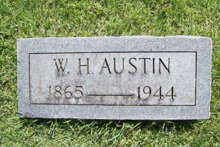 AUSTIN, WILLIAM HENRY - Benton County, Arkansas | WILLIAM HENRY AUSTIN - Arkansas Gravestone Photos