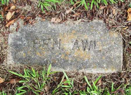 AWL, BEN - Benton County, Arkansas | BEN AWL - Arkansas Gravestone Photos