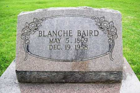 BAIRD, BLANCHE - Benton County, Arkansas | BLANCHE BAIRD - Arkansas Gravestone Photos