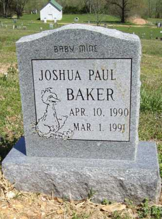 BAKER, JOSHUA PAUL - Benton County, Arkansas | JOSHUA PAUL BAKER - Arkansas Gravestone Photos