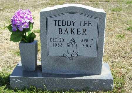 "BAKER, TEDDY LEE ""TED"" - Benton County, Arkansas | TEDDY LEE ""TED"" BAKER - Arkansas Gravestone Photos"