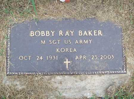 BAKER (VETERAN KOR), BOBBY RAY - Benton County, Arkansas | BOBBY RAY BAKER (VETERAN KOR) - Arkansas Gravestone Photos