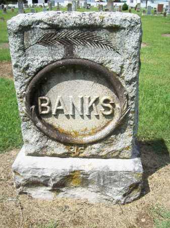 BANKS FAMILY STONE,  - Benton County, Arkansas |  BANKS FAMILY STONE - Arkansas Gravestone Photos