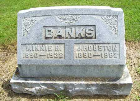 BANKS, MINNIE ROSE - Benton County, Arkansas | MINNIE ROSE BANKS - Arkansas Gravestone Photos