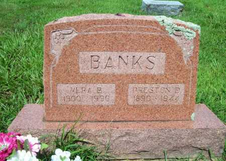 BANKS, VERA B. - Benton County, Arkansas | VERA B. BANKS - Arkansas Gravestone Photos