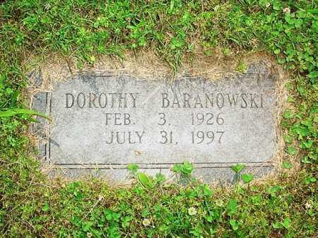 BARANOWSKI, DOROTHY - Benton County, Arkansas | DOROTHY BARANOWSKI - Arkansas Gravestone Photos