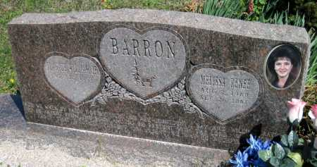 BARRON, MELISSA RENEE - Benton County, Arkansas | MELISSA RENEE BARRON - Arkansas Gravestone Photos