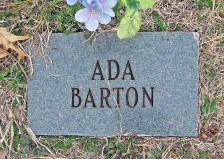 BARTON, ADA - Benton County, Arkansas | ADA BARTON - Arkansas Gravestone Photos