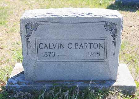 BARTON, CALVIN C. - Benton County, Arkansas | CALVIN C. BARTON - Arkansas Gravestone Photos