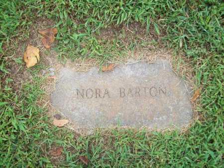 BARTON, NORA - Benton County, Arkansas | NORA BARTON - Arkansas Gravestone Photos