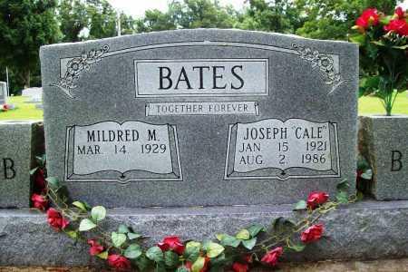"BATES, JOSEPH ""CALE"" - Benton County, Arkansas | JOSEPH ""CALE"" BATES - Arkansas Gravestone Photos"