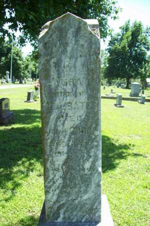 BATES, LAURA E. - Benton County, Arkansas | LAURA E. BATES - Arkansas Gravestone Photos