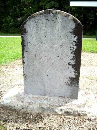 BATY, D. E. - Benton County, Arkansas | D. E. BATY - Arkansas Gravestone Photos