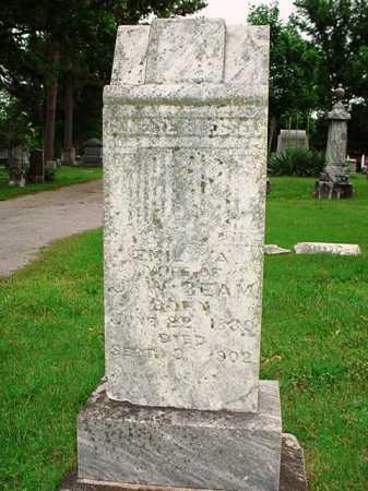 BEAM, EMILY A. - Benton County, Arkansas | EMILY A. BEAM - Arkansas Gravestone Photos