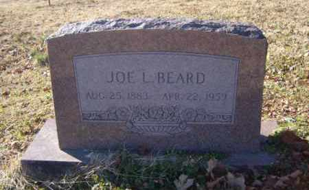 BEARD, JOE L. - Benton County, Arkansas | JOE L. BEARD - Arkansas Gravestone Photos