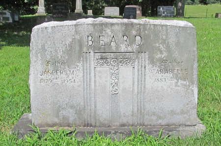 BEARD, JASPER M. - Benton County, Arkansas | JASPER M. BEARD - Arkansas Gravestone Photos