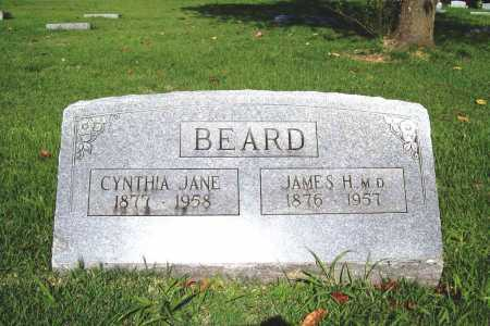 BEARD, CYNTHIA JANE - Benton County, Arkansas | CYNTHIA JANE BEARD - Arkansas Gravestone Photos