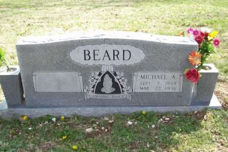 BEARD, MICHAEL A. - Benton County, Arkansas | MICHAEL A. BEARD - Arkansas Gravestone Photos