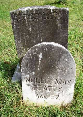 BEATTY, NELLIE MAY - Benton County, Arkansas | NELLIE MAY BEATTY - Arkansas Gravestone Photos