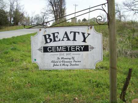 *BEATY CEMETERY,  - Benton County, Arkansas |  *BEATY CEMETERY - Arkansas Gravestone Photos