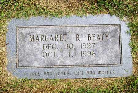BEATY, MARGARET R. - Benton County, Arkansas | MARGARET R. BEATY - Arkansas Gravestone Photos